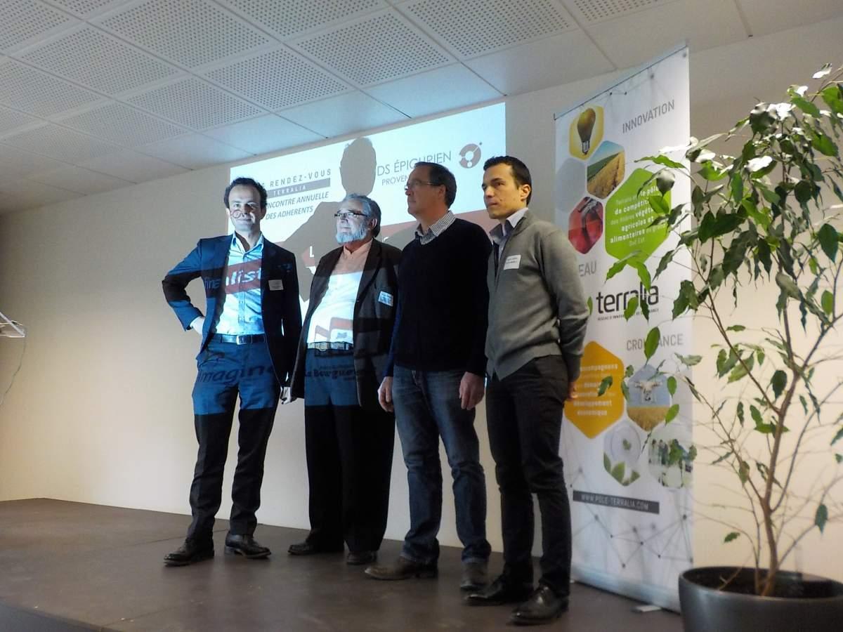 Prix Epicurien et Solidaire 3 les finalistes
